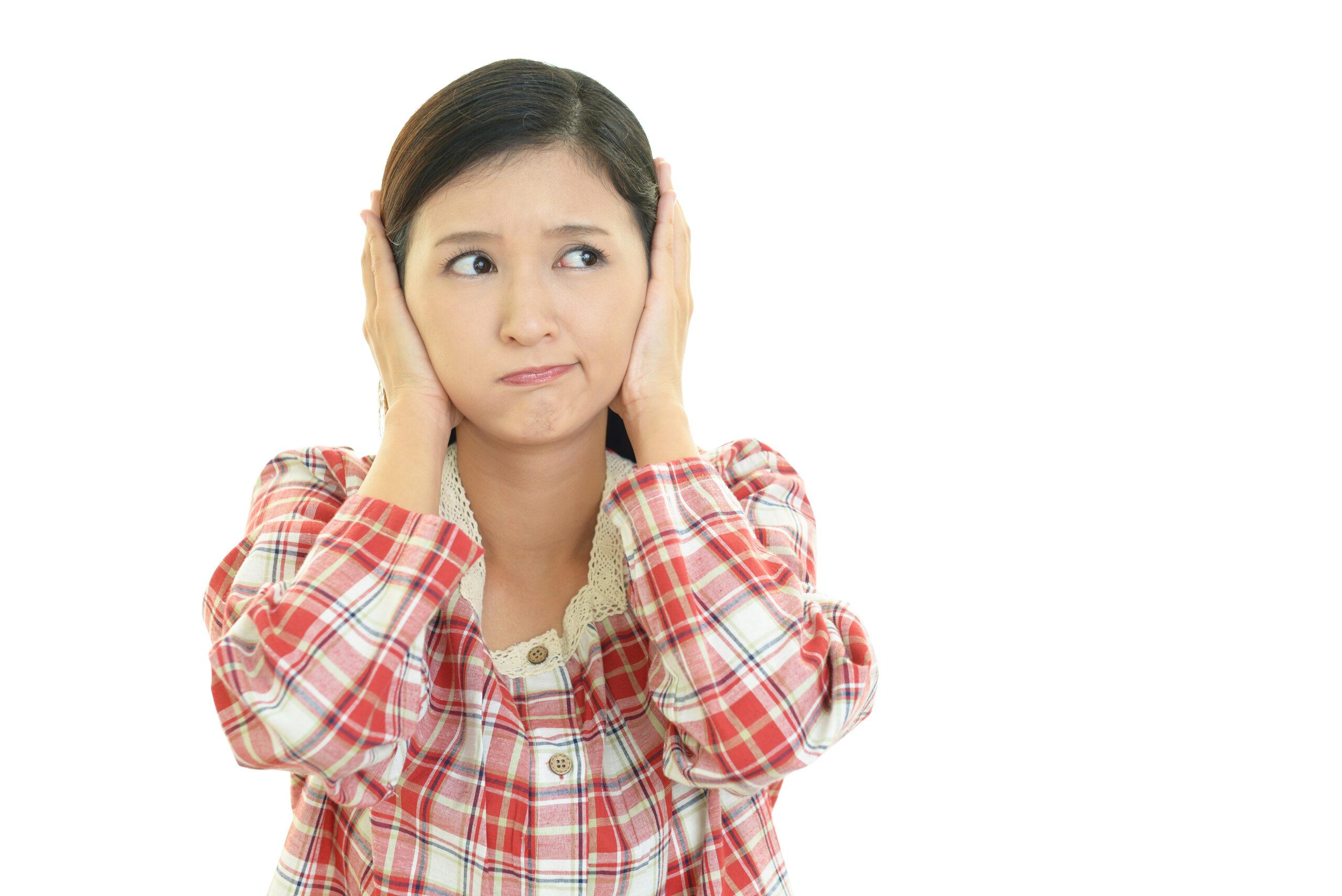 難聴に関するイメージ