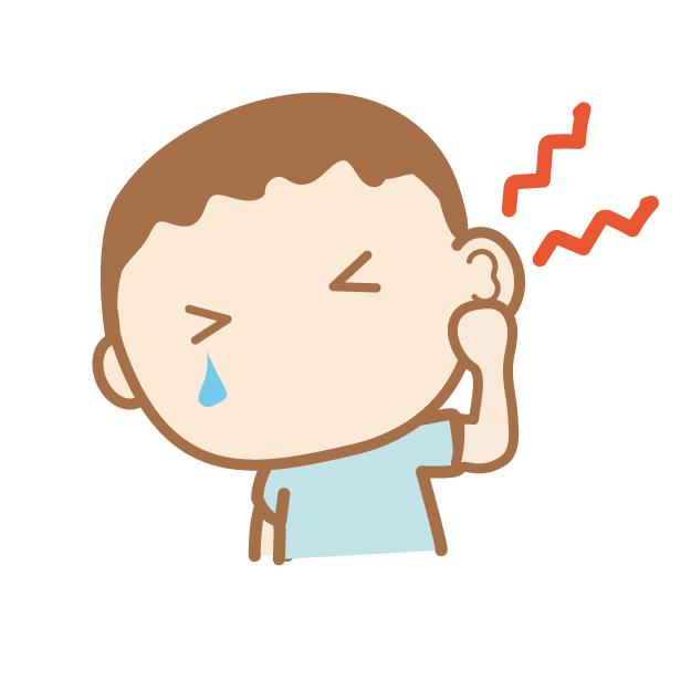 滲出性中耳炎に関するイメージ