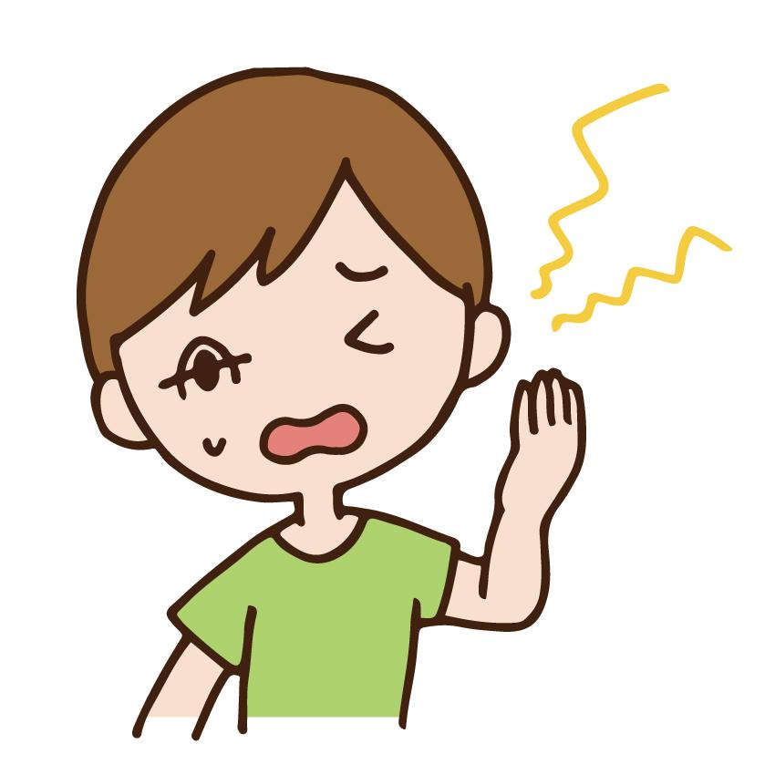 突発性難聴のイメージ